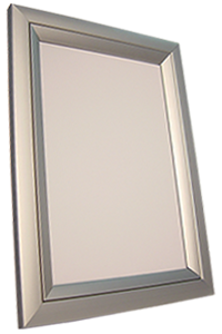 A4 – Double Sided Clip Frame