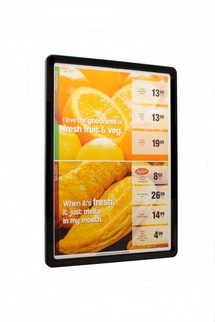Slide-in Poster Frames | Top or Side Load Picture Frames