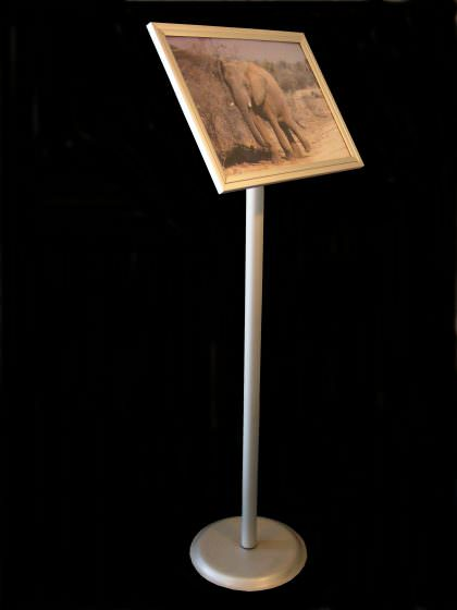 A3 Size Lobby Stands / Menu Stands with Clip Frame system | Click ...